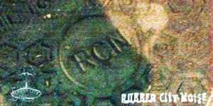 Rubber City Noise Lid Logo
