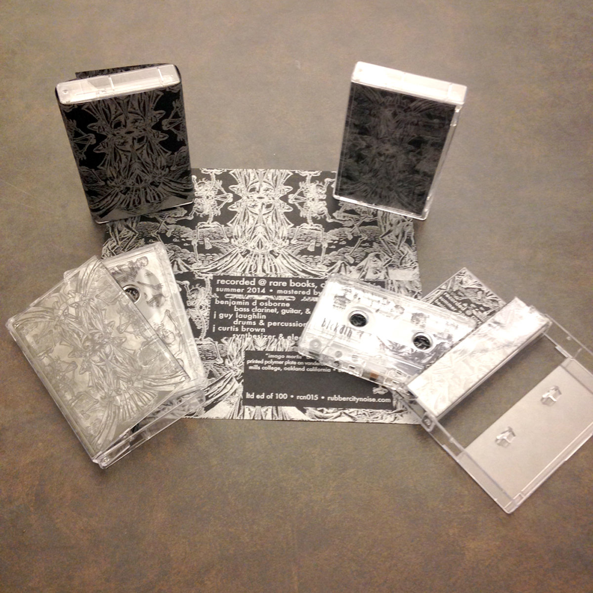 blckdth cassette