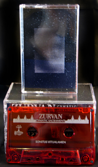 zurvan cymatic sacrament tape